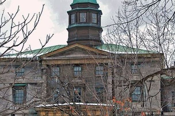 rencontres Université McGill