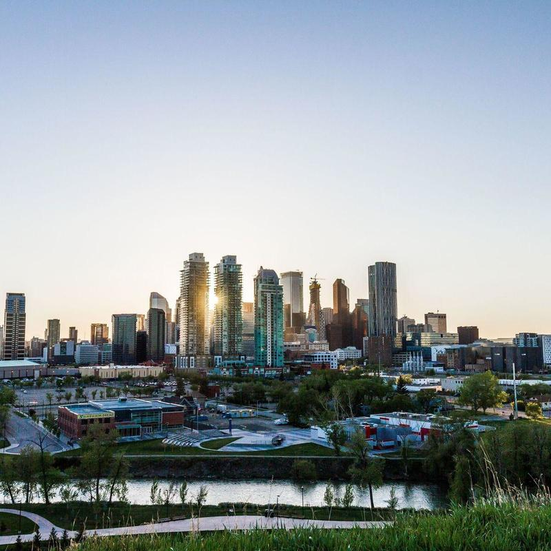 Calgary charter bus rentals make it easy to travel from and to the Calgary area.