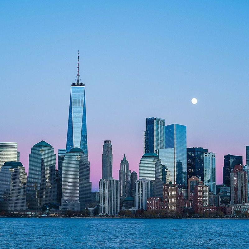 Jersey City charter bus rentals make it easy to travel from and to the Jersey City area.