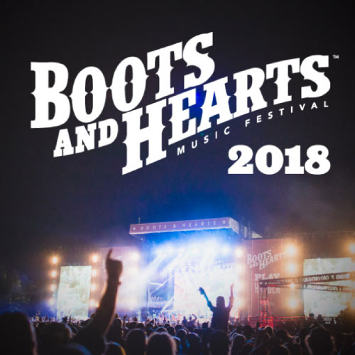 Poster, Boots & Hearts