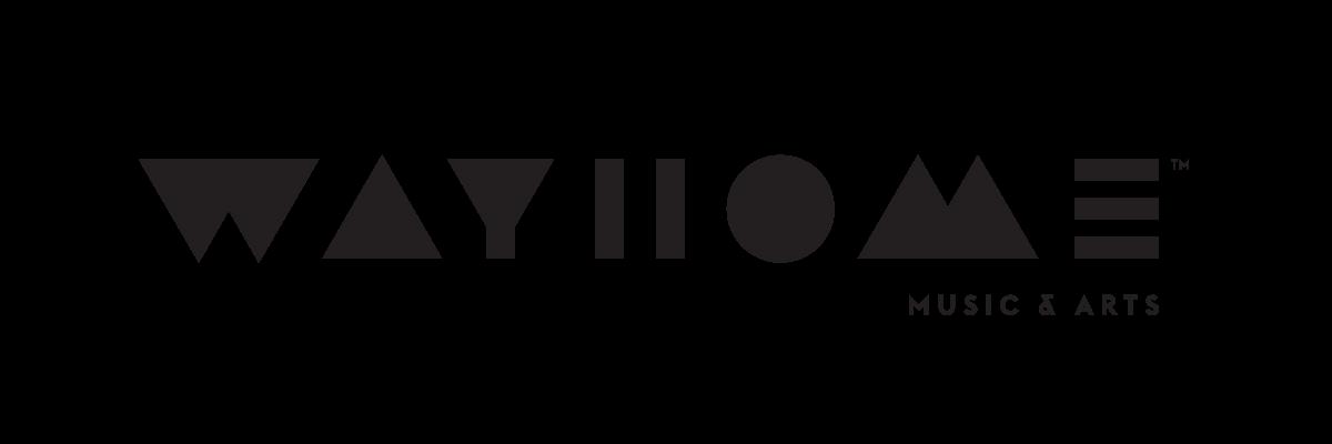Wayhome logo black